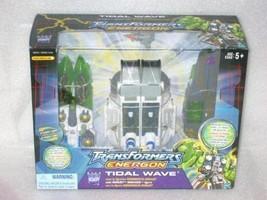 Tidal Wave Dark Fleet Transformers Energon Ramjet Mini-Con 2003 NEW SEALED - $270.22