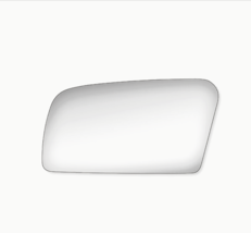 Fits 88-92 MAZ 626, Mx-6 Left Driver Side Mirror Glass Lens - $14.80
