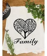 Family Flour Sack Tea Towel - $8.99
