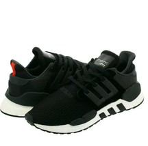 ADIDAS ORIGINALS B37520 EQT SUPPORT 91/18 BLACK/WHITE RUNNING SHOES $180... - $79.99