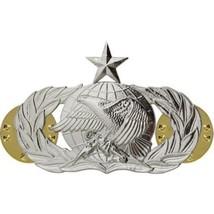 USAF Air Force Badge Regulation Size Supply Fuels Senior   (Made in USA) - $13.85