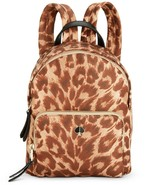 Kate Spade Taylor Leopard Nylon Small Backpack ~NWT~  - $116.82