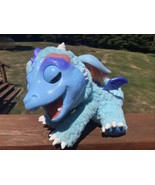 FurReal Friends Torch My Blazin Dragon Blue Animated Interactive Toy ONLY  - $20.99