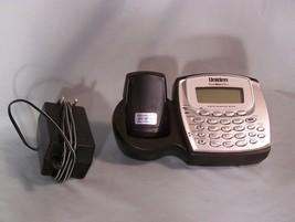 UNIDEN TRU8885 - 5.8 GHZ cordless phone Base Station w/ Power Brick/Cable - $12.18