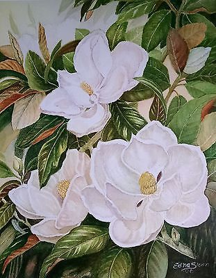 Southern Magnolia Print
