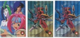 BigWest The Super Dimension Fortress Macross Perfect Collection Trading ... - $640.00