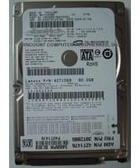 "MHZ2080BH 80GB 5400RPM SATA-300 2.5"" 9.5mm Laptop Hard Drive - $14.95"