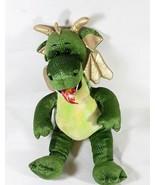 BABW Dragon Stuffed Plush Animal  Build A Bear Workshop Flame tongue - $29.67