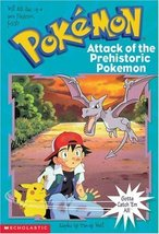 Pokemon Chapter Book #03: Attack Of The Prehistoric Pokemon [Sep 01, 1999] West, - $23.11