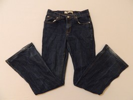 M81 Gap Flare Stretch Jeans Pants Youth 16 - $11.83