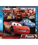 Disney Pixar Cars - 48 Piece Jigsaw Puzzle v2 - $9.89