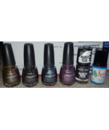 China Glaze magnetic polish You move me Attraction Pull me close Drawn t... - $32.00