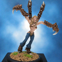 Painted Ral Partha Miniature The Transformed - $38.07
