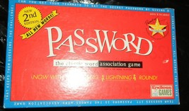 Password new2nd Edition Game--Endless Games-Complete - $19.00