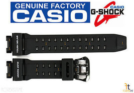 Casio G-SHOCK GR-9110BW-1 Original Black Rubber Watch Band Strap GW-9110BW-1 - $69.95