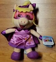 "Disney Junior Muppet Babies Super Fabulous Piggy Plush 8"" New With Tags - $5.95"