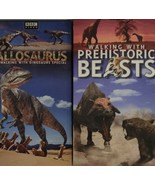 BBC Video Walking With Prehistoric Beast And Allosaurus A Walking With D... - $14.84