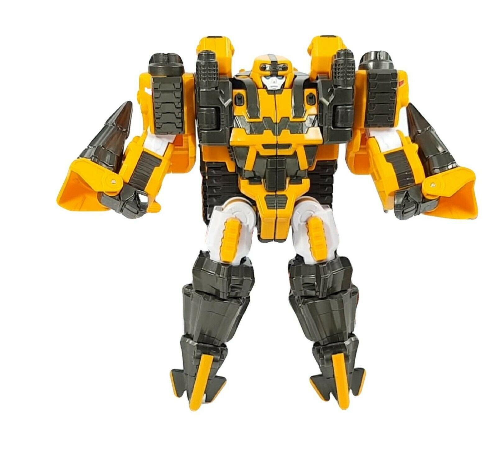 Tobot V Super Driller Transforming Trasformation Action Figure Toy Robot