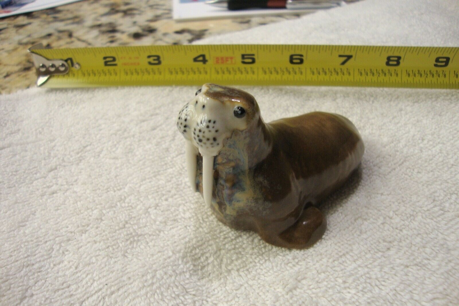 WALRUS, CUTE, WALLY, NEEDS A NEW HOME, FREE SHIPPING,NEEDS A NEW HOME,