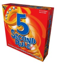 University Games BOX-04475 5 Second Rule Game - $24.63
