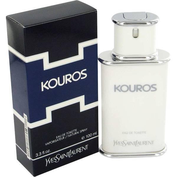 Yves saint laurent kouros 3.3 oz cologne