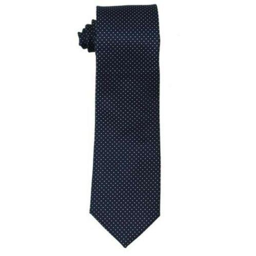 Tommy Hilfiger Men's Dot Silk Tie (Navy) - $34.95