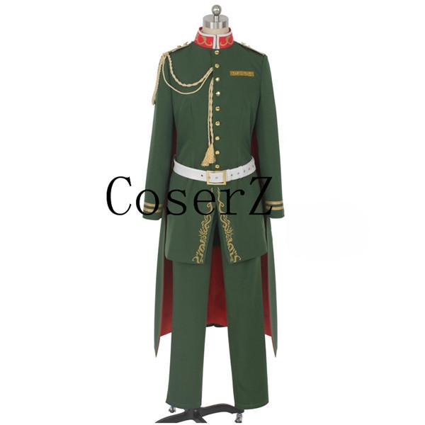 Idolish 7 Tenn Kujo Coat Cloak Full Sets Cosplay Costume  - $117.00