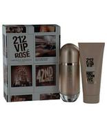 New 212 VIP ROSE by Carolina Herrera #270517 - Type: Gift Sets for WOMEN - $96.21
