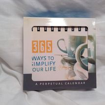 NEW Barbour Publishing Set of 4 Perpetual Calendars image 3