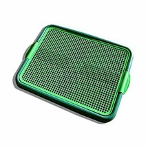 Alpha Dog Series - Indoor Puppy Potty Training Toilet Trays (Green) - $26.95