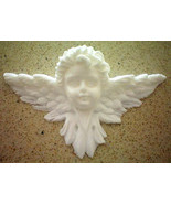 silicone mold/Cherub mold - $12.00