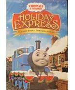 Thomas  Friends: Holiday Express (DVD, 2010) - $5.34