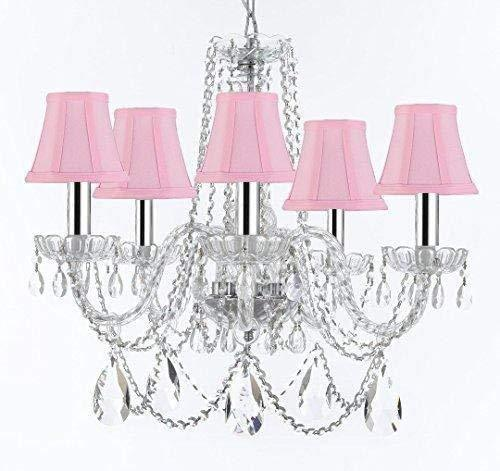 Murano Venetian Style Chandelier Crystal Lights Fixture Pendant Ceiling Lamp for