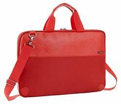 13'' 13.3'' Inch Laptop Case for Women Fashion Laptop Bag RED - $32.13