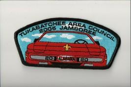 Tukabatchee Area Council 2005 National Jamboree JSP - $7.92