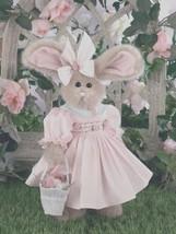 "Bearington Bears ""Judi Bloomin""  14"" Plush Bunny- #4145 - NEW- 2005 - $39.99"