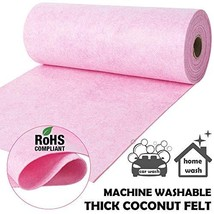 BillionBoxes Kitchen Cleaning Cloth Felt Material - Dish Cloths Absorbent - - $16.81