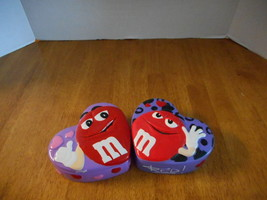 Red Valentine Candy Dish/Trinket Duo - $30.00