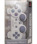 Sony PS1 Dual Shock Controller Great Condition Fast Shipping - $39.93
