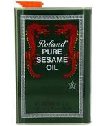 Roland Pure Sesame Seed Oil, 56 oz.(3.5 pt.) - $29.18