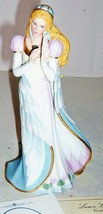 LENOX LEGENDARY PRINCESSES SWAN PRINCESS FIGURINE NEW - $84.14