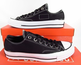 Converse x Fragment Design Chuck Taylor CTAS 70 Tuxedo Black 156452C Men... - $87.96