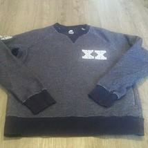 NIKE USA Basketball Team Navy Sweatshirt Dream Team Olympics XX Mens Siz... - $26.26