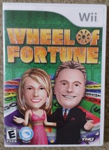 Gameshow Fun Double Pack (Nintendo Wii, 2011) Wheel of Fortune & Jeopard... - $24.30