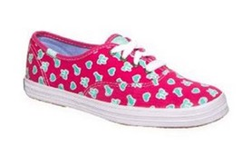 Womens Shoes Keds TAYLOR SWIFT CHAMPION Sneaker Favorite Things Pink Canvas - $47.81 CAD