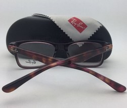 New RAY-BAN Eyeglasses HIGHSTREET RB 5228 5408 53-17 Violet Frame w/ Multi-Color