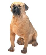 YTC Mastiff Dog - Collectible Statue Figurine Figure Sculpture Puppy - $10.88