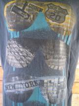 Gap New York Sonnenbrille T-Shirt Größe XL - $6.24