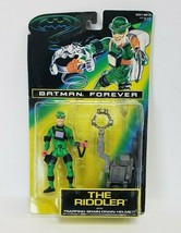 Kenner 1995 Batman Forever; The Riddler Action Figure  - $9.50