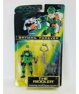 Kenner 1995 Batman Forever; The Riddler Action Figure  - $9.50